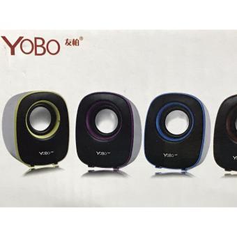Loa máy tính YOBO L12 âm thanh nghe cực hay