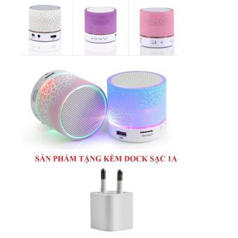 Loa Mini Di Động Bluetooth A9 Tặng Kèm Dock Sạc 1A
