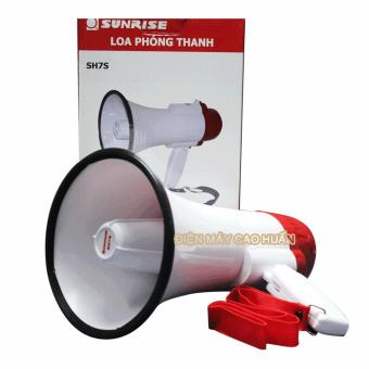 Loa phóng thanh cầm tay Sunrise SH7S có sạc điện