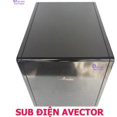 So Sánh Giá Loa sub điện siêu trầm hỗ trợ âm bass cho phòng karaoke AVECTOR