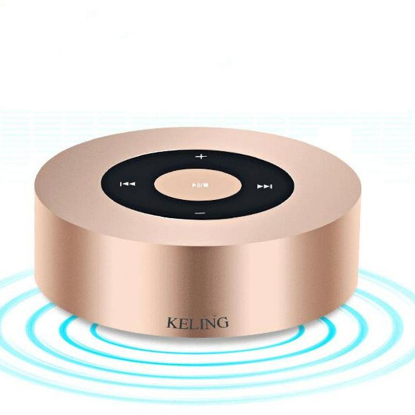 Loa Xai Usb, Loa bluetooth Keling Cảm ứng NA8 2445, may nghe nhac mini loa ngoai - Loa Bluetooth cao...