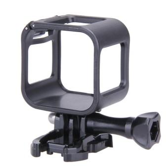 Low Profile Housing Frame Cover Case Mount Holder Hero 4 5 Sessio(Black) - intl