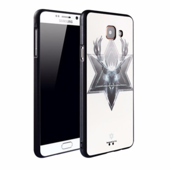 Luxury 3D Relief Sculpture Soft TPU Case Cover For Samsung Galaxy A9 - intl