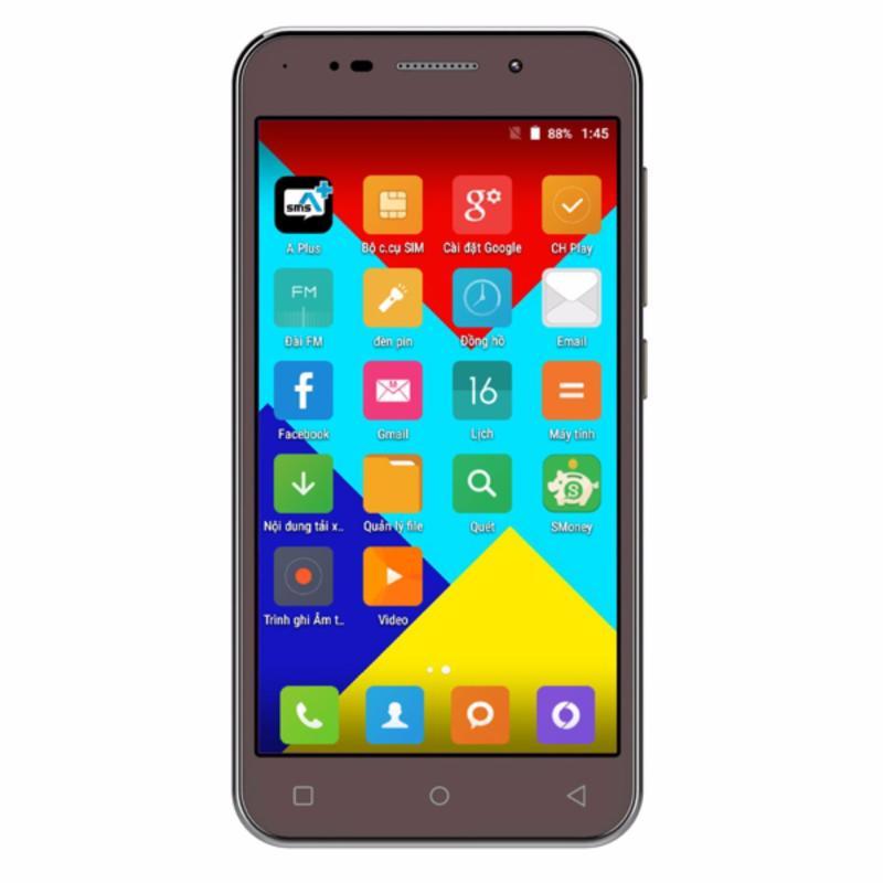 LV Mobile LV37 - 4GB 2 SIM (Nâu)