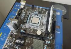 Báo Giá Mainboard MSI H110M PRO-VD ( Intel H110 Chipset. Socket 1151)