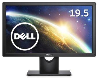 Màn hình Dell LCD 19.5inch – Model E2016H (Đen) - Hàng phân phốichính thức
