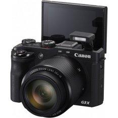 Địa Chỉ Bán Máy ảnh KTS Canon PowerShot G3X 20MP và zoom quang 25x (Đen)  Digiworld HN
