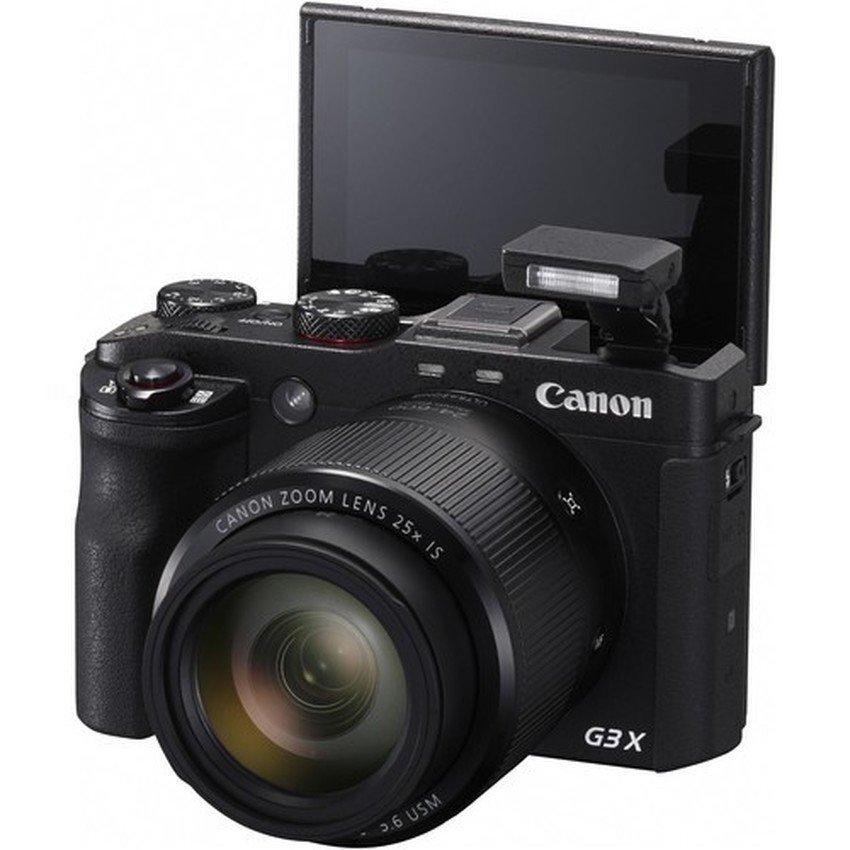 Canon PowerShot G3X Image