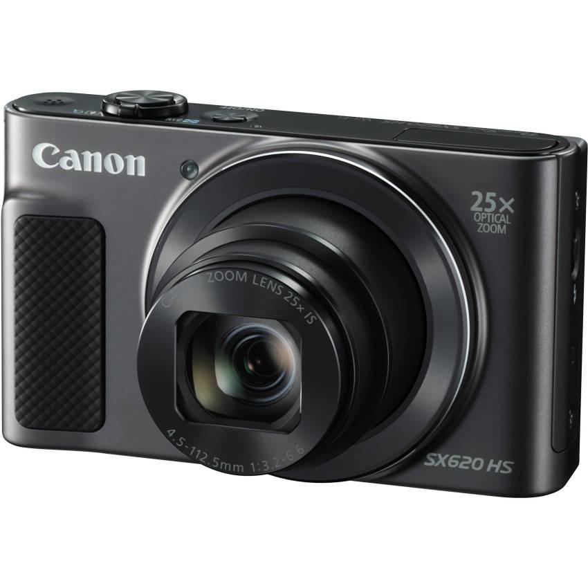 Máy ảnh KTS Canon Powershot SX620 HS 20.2MP và Zoom quang 25x ( Đen)