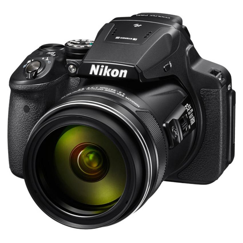 Nên mua Máy ảnh KTS Nikon Coolpix P900 16MP & Zoom quang 83x (Đen)  ở Huyhoangdigital (Tp.HCM)