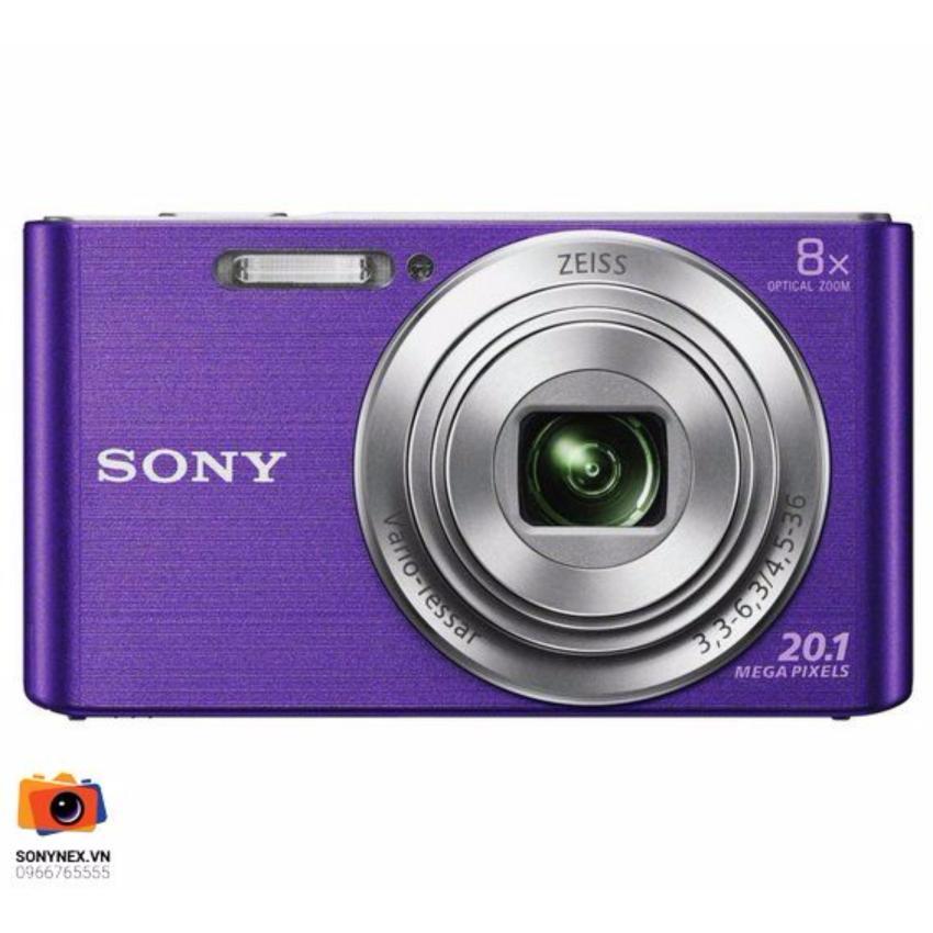 Máy ảnh KTS Sony W830 20.1MP và zoom quang 8x