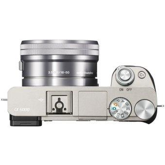 Máy ảnh Sony A6000 24.3MP với Lens Kit 16-50mm