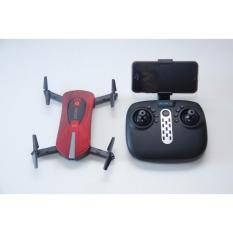 Shop bán Máy bay 4 cánh + camera Flycam J8 màu đỏ tặng kèm bộ điều khiển.