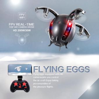 Máy Bay Drone Flying EGGS WIFI FPV thế hệ mới