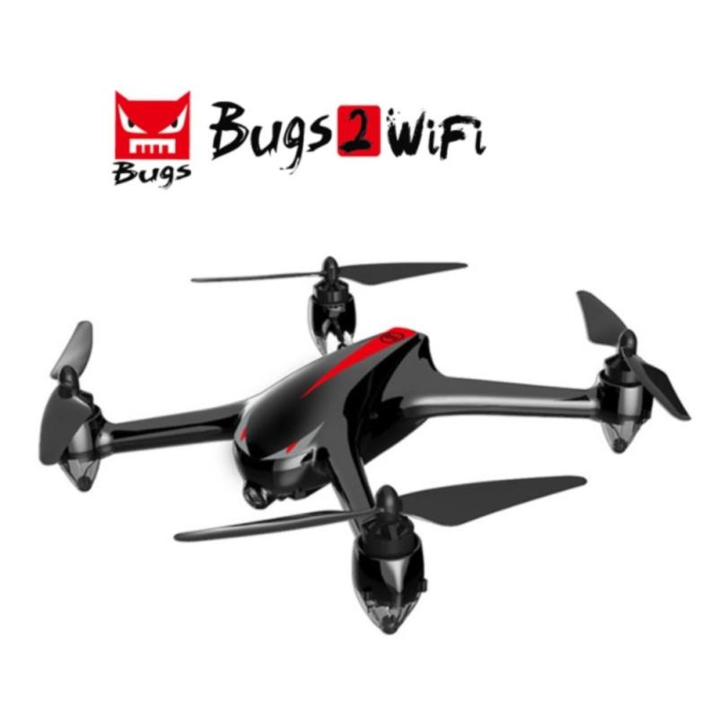 Máy bay MJX Bugs 2- phiên bản B2W, Động cơ brushless, FPV WIFI 5G,  GPS,