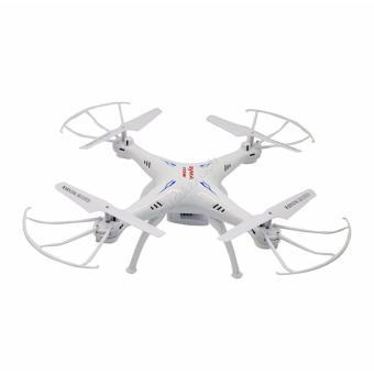 Máy bay X5SW camera - Flycam mini X5SW HD 720p (trắng)