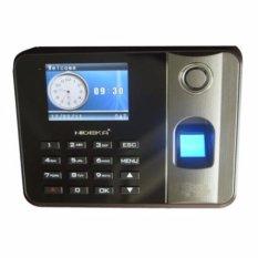 Máy chấm công đa chức năng: vân tay/thẻ/mật mã hoặc kết hợp cả 3 Metron Nideka TM2800D (màu đen)
