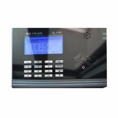 Giá Niêm Yết Máy chấm công thẻ cảm ứng dung lượng lớn và chức năng truy cập cửa Metron K400 (màu đen)