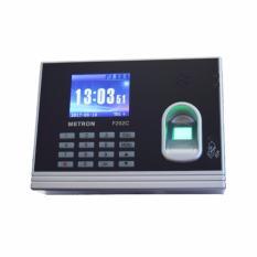 Giá Máy chấm công vân tay/thẻ và chức năng truy cập cửa Metron F202C (màu đen)