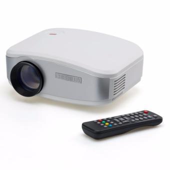Làm thế nào mua Máy chiếu mini HD CHEERLUX C6 Home Theater Projector + Tivi Tuner (Trắng)