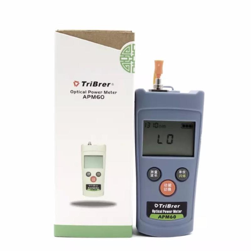 Bảng giá máy đo công suất quang cầm tay TRIBRER APM60 ( vỏ nhựa) Phong Vũ
