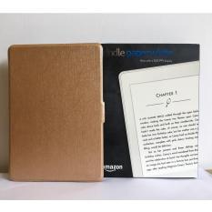 Nơi Bán Máy Đọc Sách All-New Kindle PaperWhite (2018) và Bao da vàng đồng
