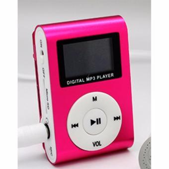 Máy nghe nhạc MP3 có màn hình LCD kiểu kẹp + cáp sạc + tai nghe - 8290986 , NO007ELAA3OD4AVNAMZ-6535747 , 224_NO007ELAA3OD4AVNAMZ-6535747 , 118000 , May-nghe-nhac-MP3-co-man-hinh-LCD-kieu-kep-cap-sac-tai-nghe-224_NO007ELAA3OD4AVNAMZ-6535747 , lazada.vn , Máy nghe nhạc MP3 có màn hình LCD kiểu kẹp + cáp sạc + tai ng