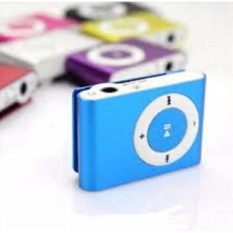 Máy nghe nhạc MP3 màu xanh