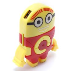 Tư vấn mua Máy nghe nhạc MP3 NVPro Minion (Đỏ)