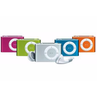 Máy nghe nhạc MP3 Protab vỏ nhôm kẹp áo+ tai nghe nhét tai