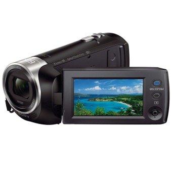 Máy quay thẻ nhớ 30x Sony PJ440 (Đen)