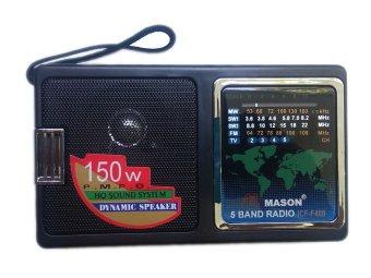 Máy radio chuyên dụng Mason F400 (Đen)