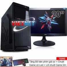 Đánh giá Máy tính bộ core i7 2600 RAM 4GB 1TB Dell 20in VietNet  Tại Forever Mart