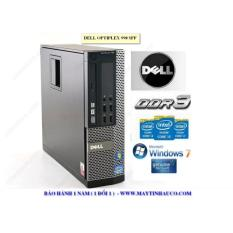 Giá Sốc Máy tính để bàn Dell optiplex 990 Core i3 RAM 4 GB HDD 250GB – Hàng nhập khẩu (Xám)