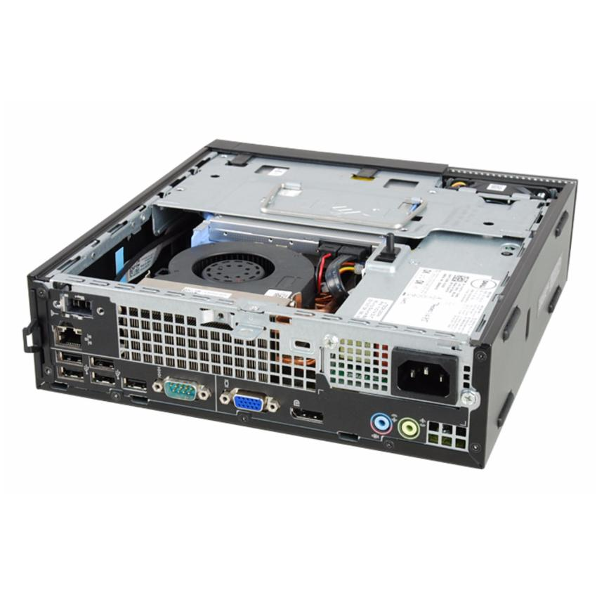 Hình ảnh Máy tính đồng bộ Dell Optiplex 7010 Core i3 3220, Ram 4GB, SSD128GB, màn Dell 19.5 inch + Tặng Phím + Chuột + Bàn Di - Hàng nhậpkhẩu