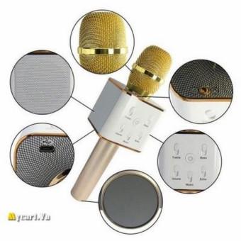 Mic hát karaoke bluetooth kèm theo loa Q7 chính hãng - 8396092 , OE680ELAA4SXJ0VNAMZ-8849618 , 224_OE680ELAA4SXJ0VNAMZ-8849618 , 450000 , Mic-hat-karaoke-bluetooth-kem-theo-loa-Q7-chinh-hang-224_OE680ELAA4SXJ0VNAMZ-8849618 , lazada.vn , Mic hát karaoke bluetooth kèm theo loa Q7 chính hãng