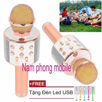 Micro hát karaoke Bluetooth 3in1 kèm loa WS-858 + Tặng đèn Led USB - 8374438 , OE680ELAA21NCLVNAMZ-3485167 , 224_OE680ELAA21NCLVNAMZ-3485167 , 650000 , Micro-hat-karaoke-Bluetooth-3in1-kem-loa-WS-858-Tang-den-Led-USB-224_OE680ELAA21NCLVNAMZ-3485167 , lazada.vn , Micro hát karaoke Bluetooth 3in1 kèm loa WS-858 + Tặng đ