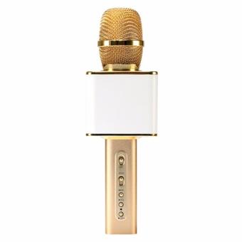 Micro hát Kraoke kiêm Loa Bluetooth cao cấp YS-10
