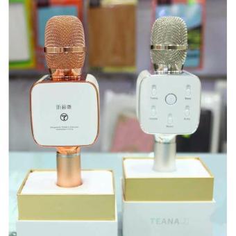 Micro karaoke kèm loa bluetooth tosing q7s cao cấp