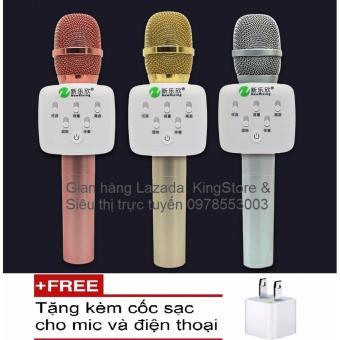 Micro kèm loa Bluetooth cao cấp NR-K9 3 trong 1 hát Karaoke trênđiện thoại, Ipad, SmartTV + Tặng kèm cốc sạc cho mic và điện thoại(STTT) - 8288233 , NO007ELAA27R30VNAMZ-3787339 , 224_NO007ELAA27R30VNAMZ-3787339 , 1150000 , Micro-kem-loa-Bluetooth-cao-cap-NR-K9-3-trong-1-hat-Karaoke-trendien-thoai-Ipad-SmartTV-Tang-kem-coc-sac-cho-mic-va-dien-thoaiSTTT-224_NO007ELAA27R30VNAMZ-3787339 , l