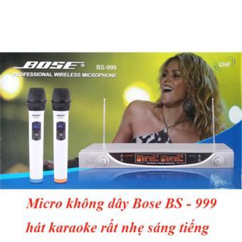 Micro không dây Bose BS 999 Karaoke
