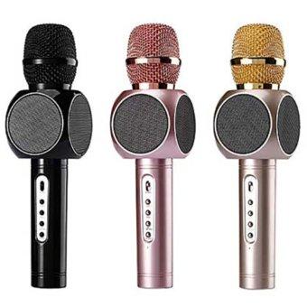 Microphone Karaoke Kèm Loa 3 IN 1 E103-Hàng nhập khẩu
