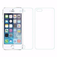 Miếng dán cường lực 2 MẶT dành cho Iphone 5/5S/SE (Trong suốt)