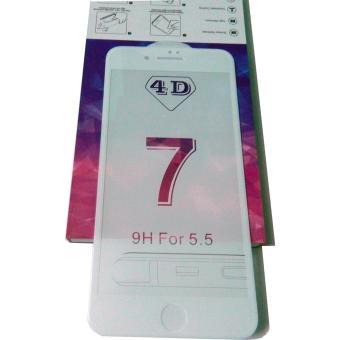 MIẾNG DÁN CƯỜNG LỰC 4D FULL MÀN HÌNH CHO IPHONE 7 PLUS, 7S PLUS (MÀU TRẮNG ) - 8378668 , OE680ELAA31K9FVNAMZ-5296237 , 224_OE680ELAA31K9FVNAMZ-5296237 , 150000 , MIENG-DAN-CUONG-LUC-4D-FULL-MAN-HINH-CHO-IPHONE-7-PLUS-7S-PLUS-MAU-TRANG--224_OE680ELAA31K9FVNAMZ-5296237 , lazada.vn , MIẾNG DÁN CƯỜNG LỰC 4D FULL MÀN HÌNH CHO IPHONE