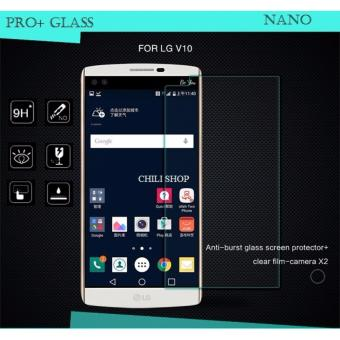 Miếng dán kính cường lực LG V10 phủ NANO Pro H+