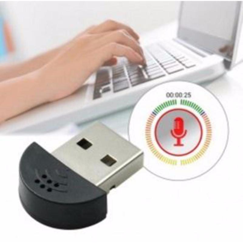 Bảng giá Mini micro usb dùng chat skype, wechat cho máy tính, laptop Phong Vũ