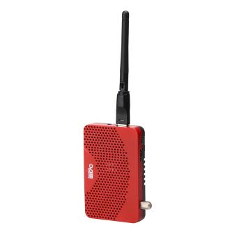 Mini Size DVB-S2 Receiver TV BOX + Wifi D (UK) - intl