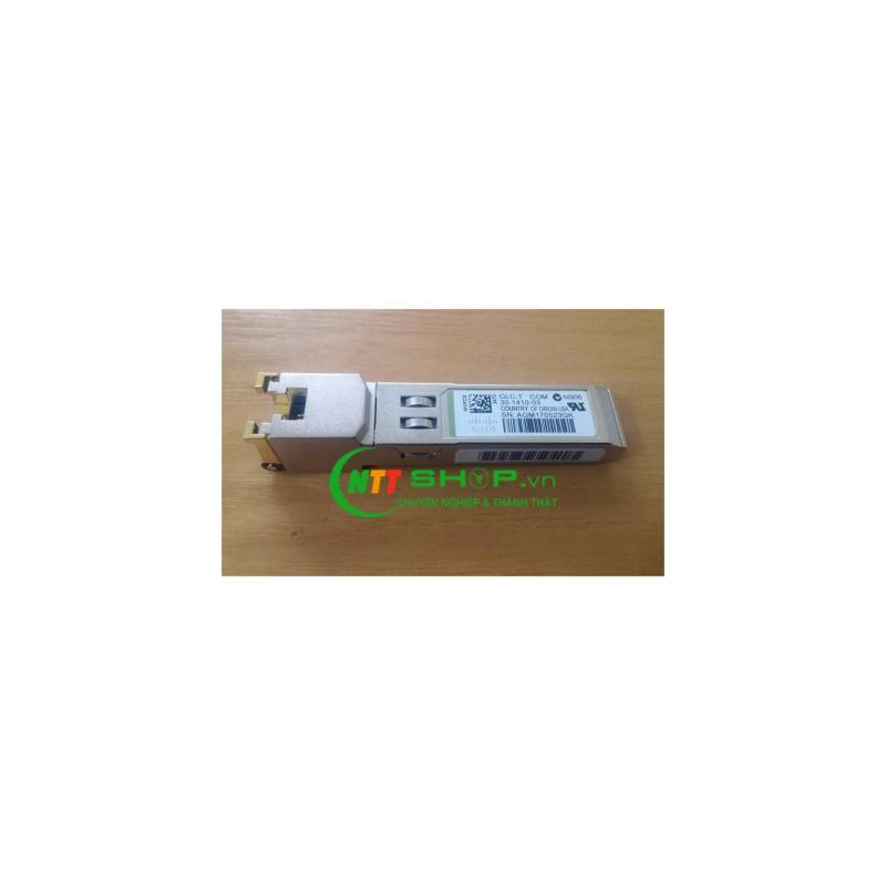 Bảng giá Module quang Cisco GLC-T 1000BASE-T, RJ-45 connector Phong Vũ
