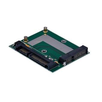 mSATA SSD To 2.5Inch SATA 6.0 Gps Adapter Converter Card - intl