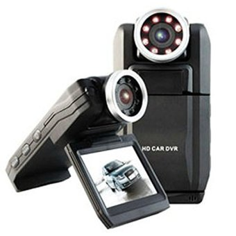 New 1920x1080P HD 8 IR LED Lens Car Vehicle DVR Video Camera Recorder Camcorder - intl
